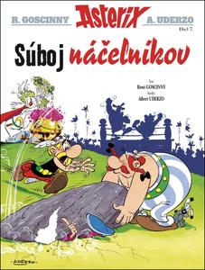 Obrázok Asterix Súboj náčelníkov