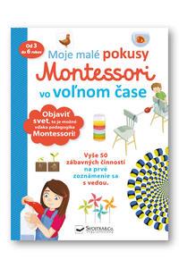Obrázok Moje malé pokusy Montessori vo voľnom čase