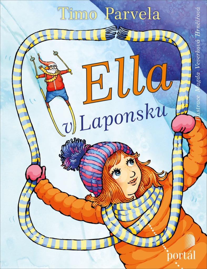 Ella v Laponsku - Timo Parvela