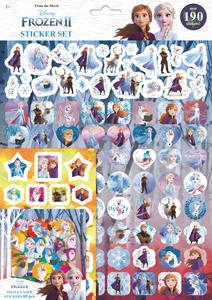 Obrázok Samolepkový set Ledové království 2