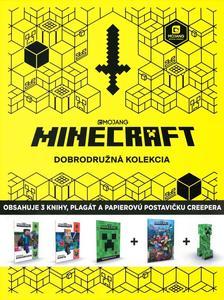 Obrázok Minecraft Dobrodružná kolekcia