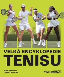 Obrázok Velká encyklopedie tenisu