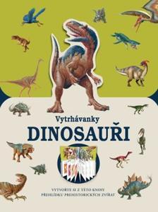 Obrázok Vytrhávanky Dinosauři