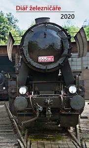 Obrázok Diář železničáře 2020