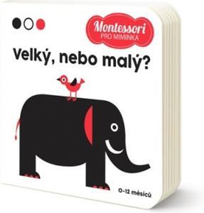 Obrázok Montessori pro miminka Velký, nebo malý?
