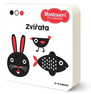 Obrázok Montessori pro miminka Zvířata