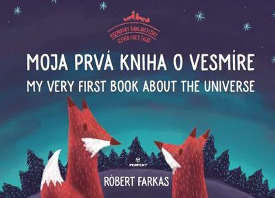 Obrázok Moja prvá kniha o vesmíre