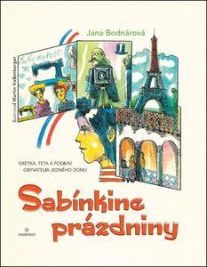 Obrázok Sabínkine prázdniny