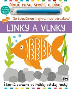 Obrázok Nauč ruku kresliť a písať Linky a vlnky