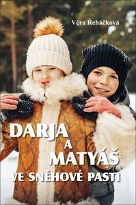 Obrázok Darja a Matyáš ve sněhové pasti
