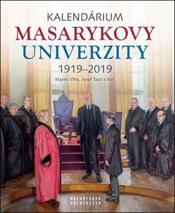 Obrázok Kalendárium Masarykovy univerzity 1919–2019