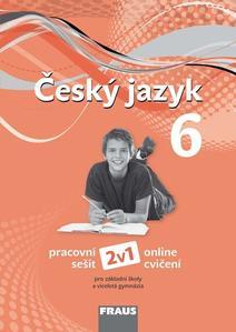 Obrázok Český jazyk 6 Pracovní sešit