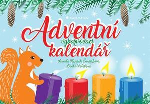 Obrázok Adventní vybarvovací kalendář