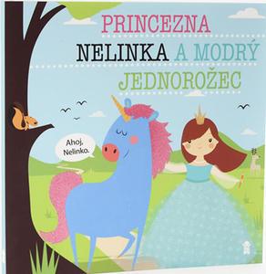 Obrázok Princezna Nelinka a modrý jednorožec