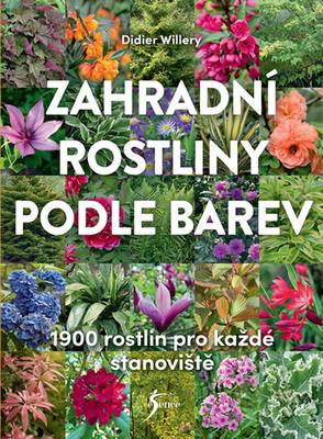 Obrázok Zahradní rostliny podle barev