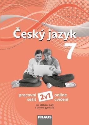 Obrázok Český jazyk 7 Pracovní sešit