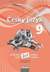 Obrázok Český jazyk 9 Pracovní sešit