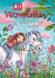 Obrázok Lili Větroplaška Takhle se na koni neskáče (5. díl)