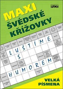 Obrázok Maxi švédské křížovky