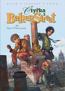 Obrázok Čtyřka z Baker Street Případ U Modré záclonky (Díl 1.)
