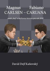 Obrázok Magnus Carlsen - Fabiano Caruana