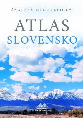 Obrázok Školský geografický atlas Slovensko