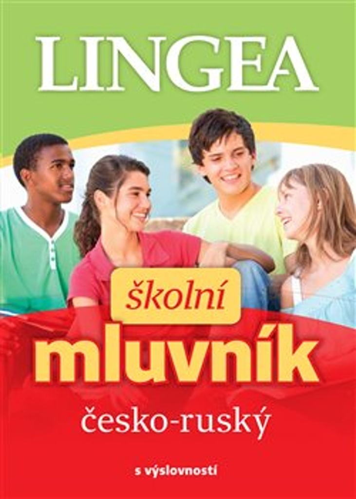 Školní mluvník česko-ruský