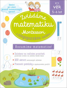Obrázok Zvládáme matematiku s Montessori a singapurskou metodou