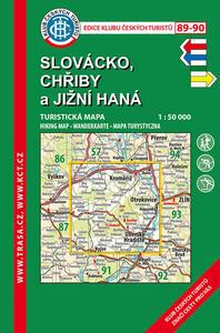 Obrázok KČT 89-90 Slovácko, Chřiby a Jižní Haná