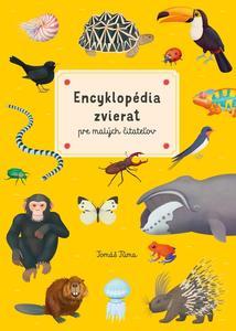 Obrázok Encyklopédia zvierat pre malých čitateľov
