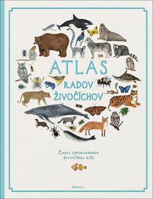 Obrázok Atlas radov živočíchov