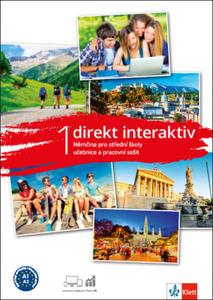 Obrázok Direkt interaktiv 1 (A1-A2) (balíček + kód)