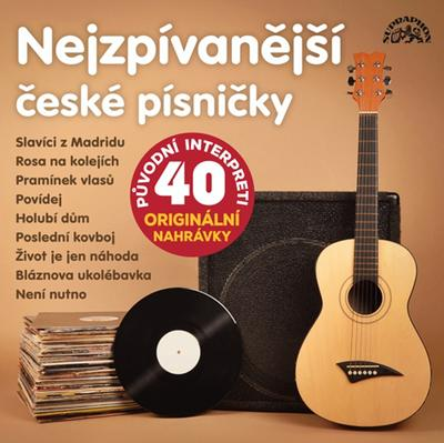 Obrázok Nejzpívanější české písničky