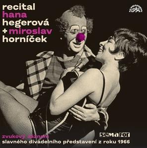 Obrázok Recital Hana Hegerová + Miroslav Horníček