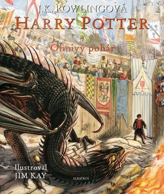 Harry Potter a Ohnivý pohár (4. díl Ilustrované vydání)