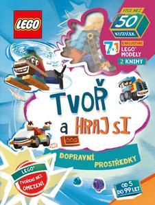 Obrázok LEGO Iconic Tvoř a hraj si Dopravní prostředky