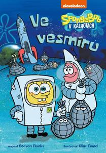 Obrázok SpongeBob ve vesmíru
