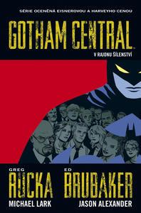 Obrázok Gotham Central 3 V rajonu šílenství