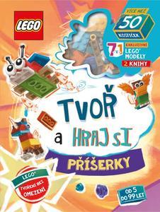Obrázok LEGO Iconic Tvoř a hraj si Příšerky