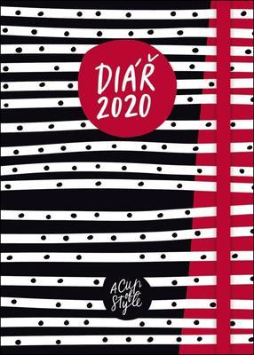 Obrázok A Cup of Style Diář 2020