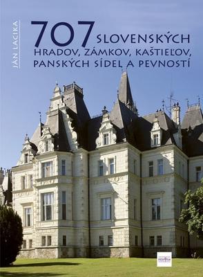 Obrázok 707 slovenských hradov, zámkov, kaštieľov,