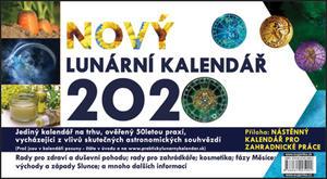 Obrázok Nový lunární kalendář 2020