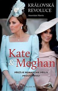 Obrázok Kate a Meghan Královská revoluce (Přežije monarchie příliv prosté krve?)