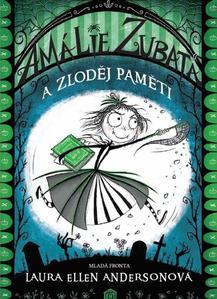 Obrázok Amálie Zubatá a zloděj paměti