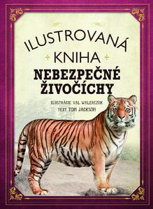 Obrázok Ilustrovaná kniha Nebezpečné živočíchy