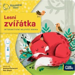 Obrázok Minikniha Lesní zvířátka