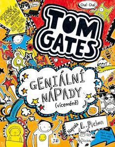 Obrázok Tom Gates Geniální nápady (víceméně)