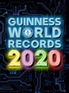 Obrázok Guinness World Records 2020