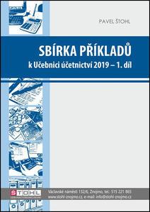 Obrázok Sbírka příkladů k Učebnici účetnictví 2019 - 1. díl