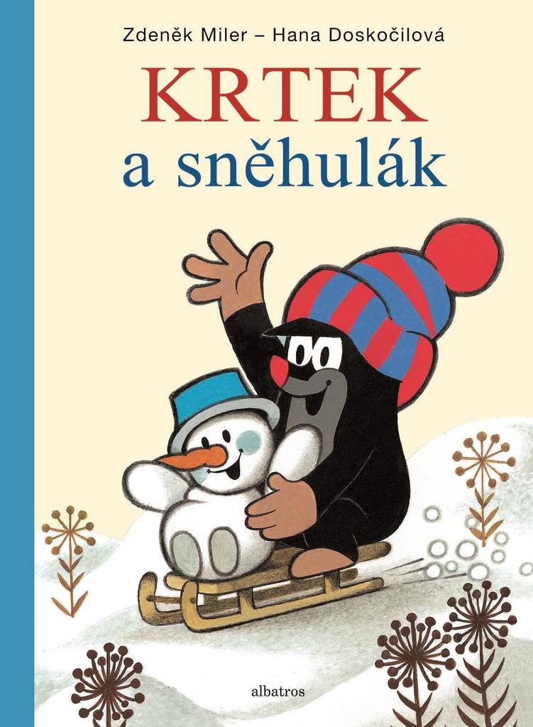 Krtek a sněhulák - Hana Doskočilová